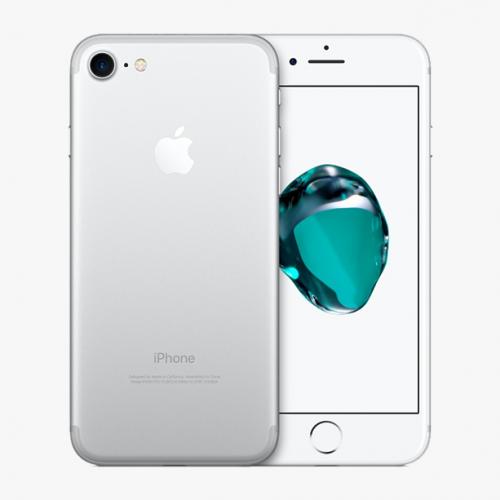 refurbished iPhone 7 silver