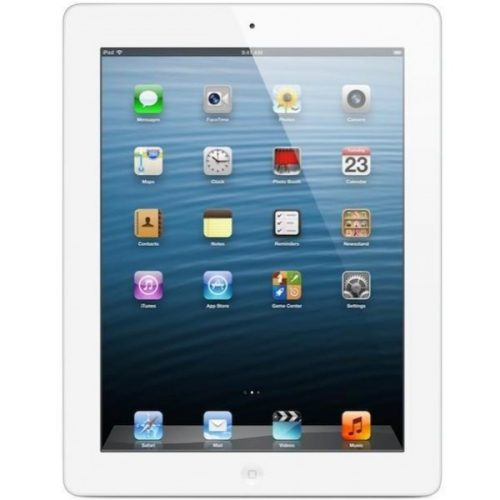 ipad, ipad 4, apple ipad 4 white