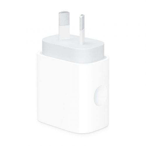 Apple 18W USB-C Power Adapter (Fast Charger)