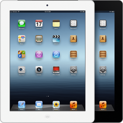 ipad, ipad 3, apple ipad 3 white