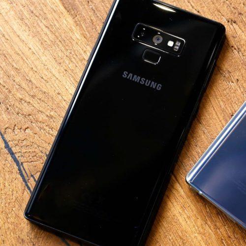 Samsung Galaxy Note 9, Samsung, Samsung Galaxy, Note 9, Samsung Galaxy Note black