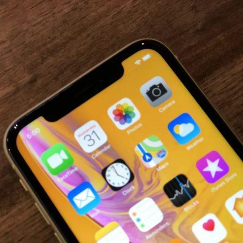 iphone, iphone xr, iphone xr yellow, apple iphone xr yellow