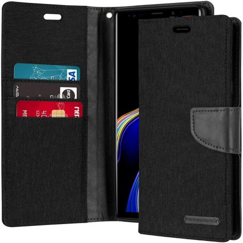Samsung Galaxy Goospery Canvas Wallet Case