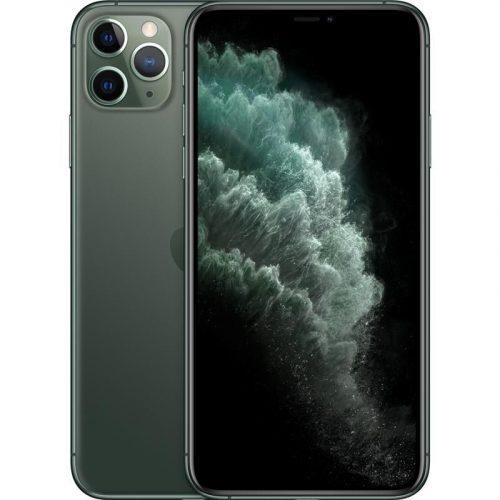 iphone 11 Pro max midnight green