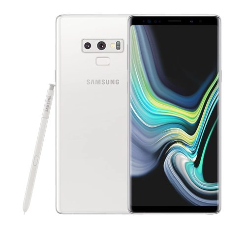 samsung galaxy note 9 white