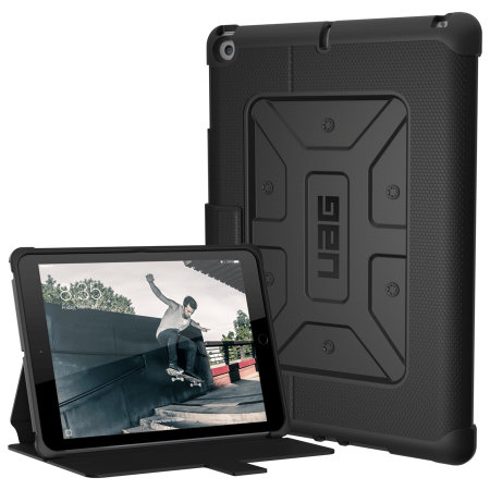 iPad uag case black