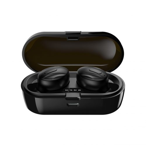 XG-13 TWS Wireless Bluetooth 5.0 Earbuds Black