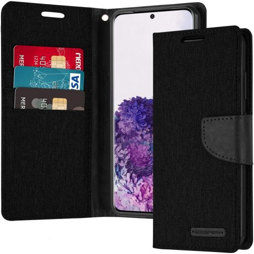 Samsung Galaxy S20 Canvas Wallet Case