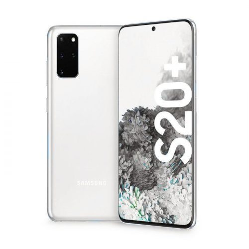 Samsung Galaxy S20 Plus cloud white