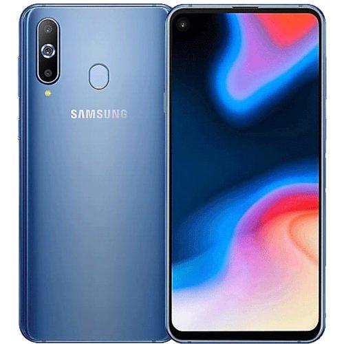 samsung galaxy A9 pro blue