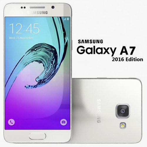 Samsung Galaxy A7 2016 White