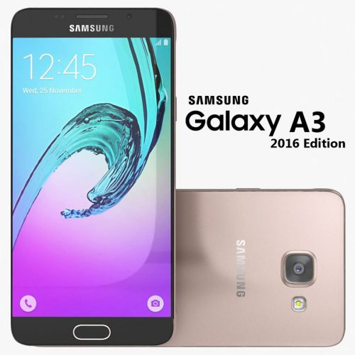 Samsung Galaxy A3 2016 Pink