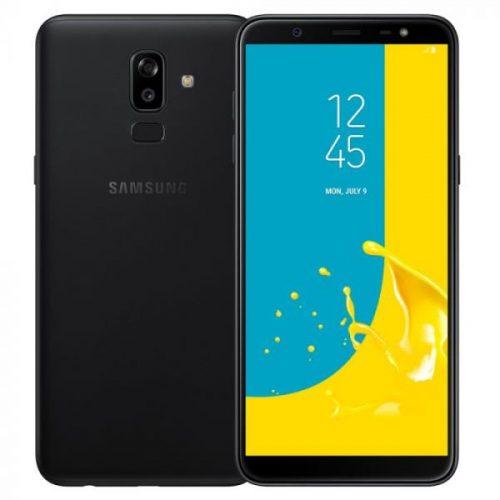 Samsung Galaxy J8 Black