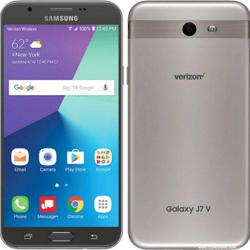 Samsung Galaxy J7 V Gray