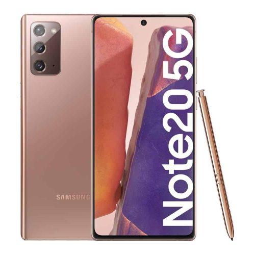 Samsung Galaxy Note 20 5G Mystic Bronze