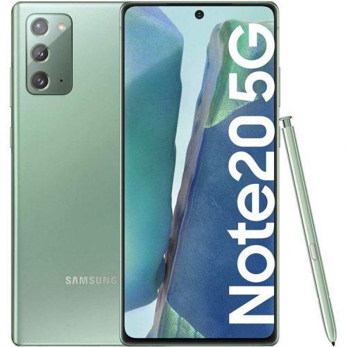 Samsung Galaxy Note 20 5G Mystic Green